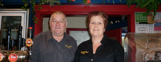Colleen and Murray Masonic Hotel Palmerston North